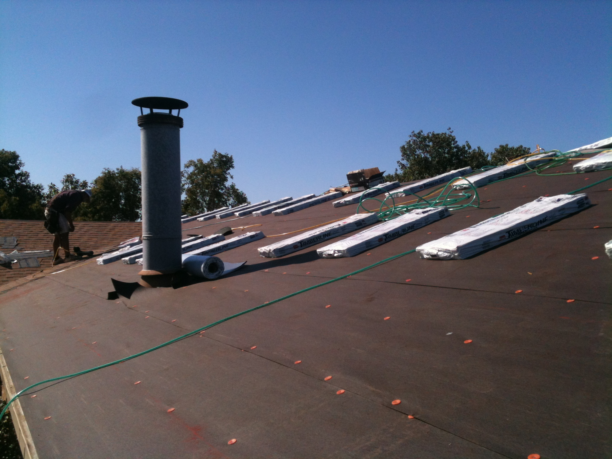 Roofing Contractor - Waco, Texas