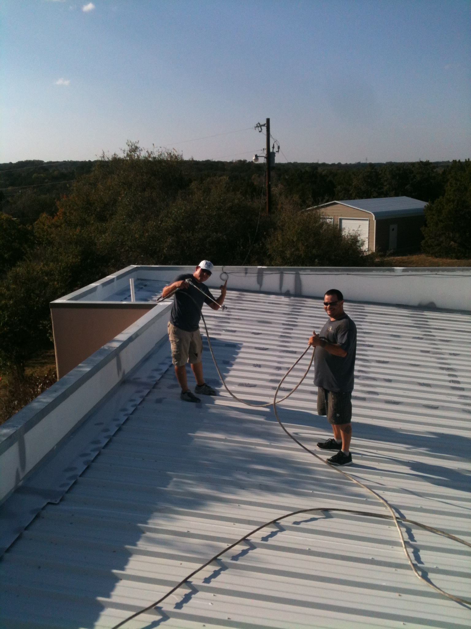 Commercial Roofing Service - Waco