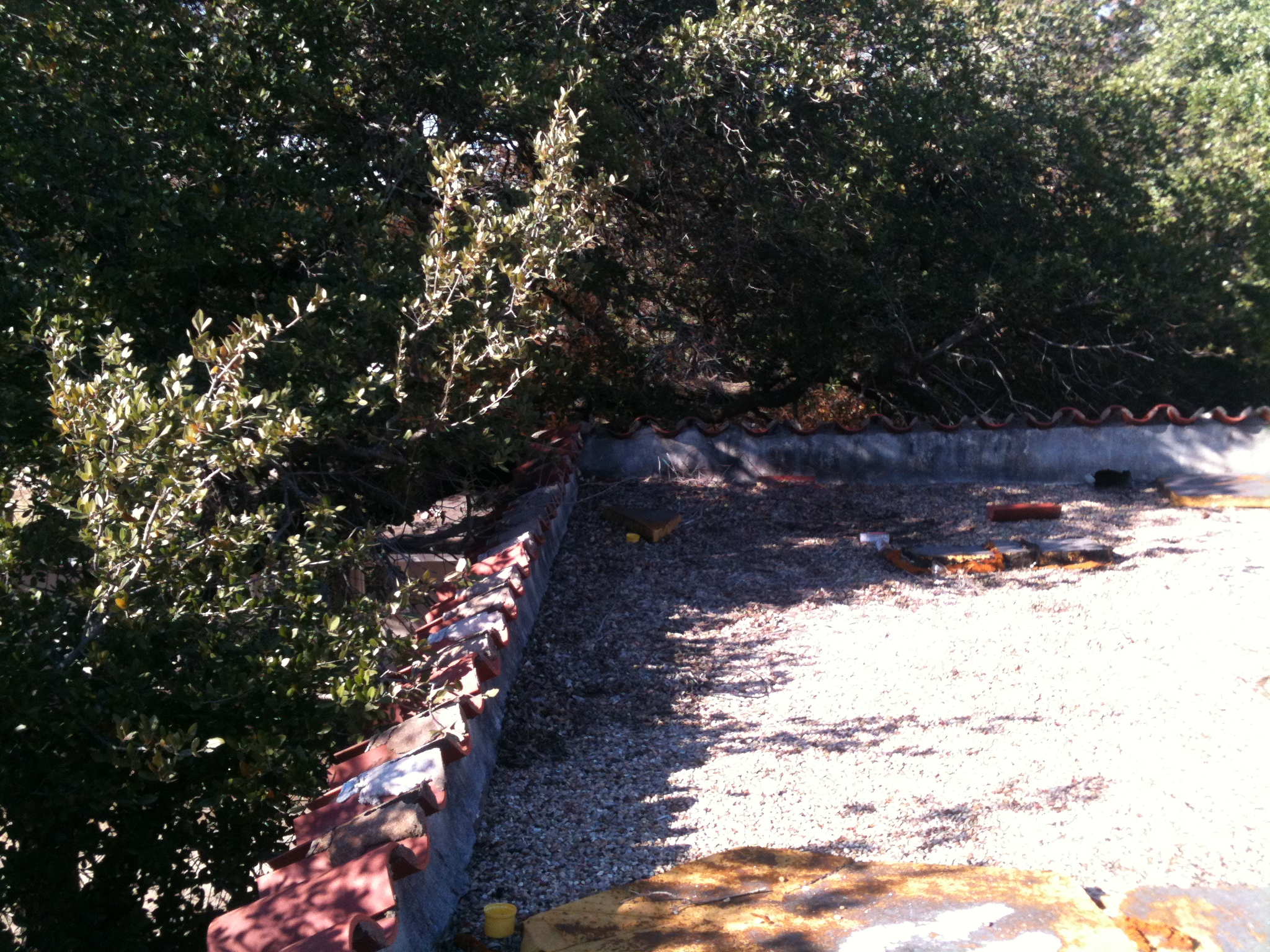Flat Roof Repair - Waco, China Spring & Woodway, Texas