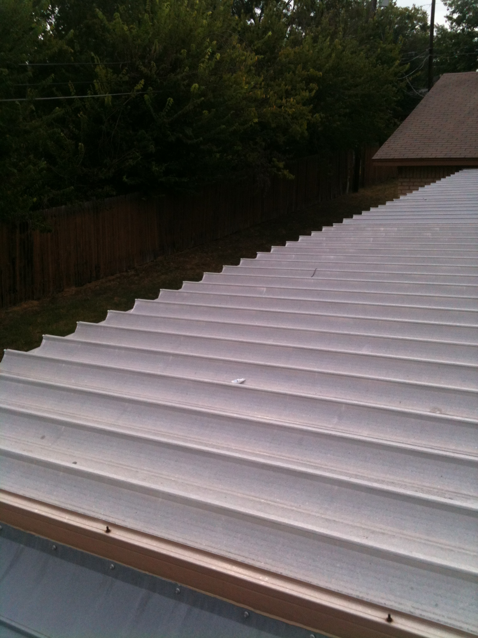Metal Roof - Waco Texas Roofer