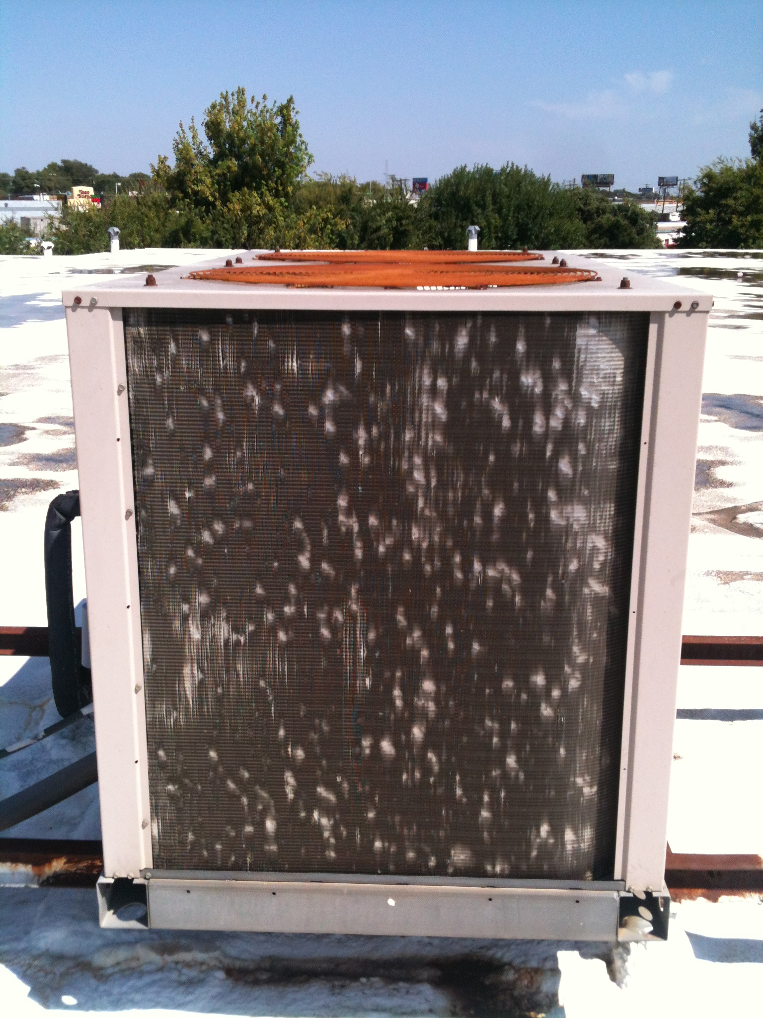 Roof AC Hail Damage Repair Waco, TX Roofing