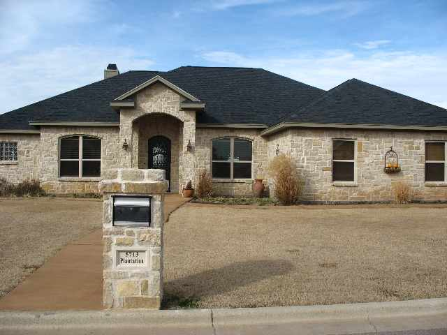 Shingle Roof - New Construction Home - Central Texas Area