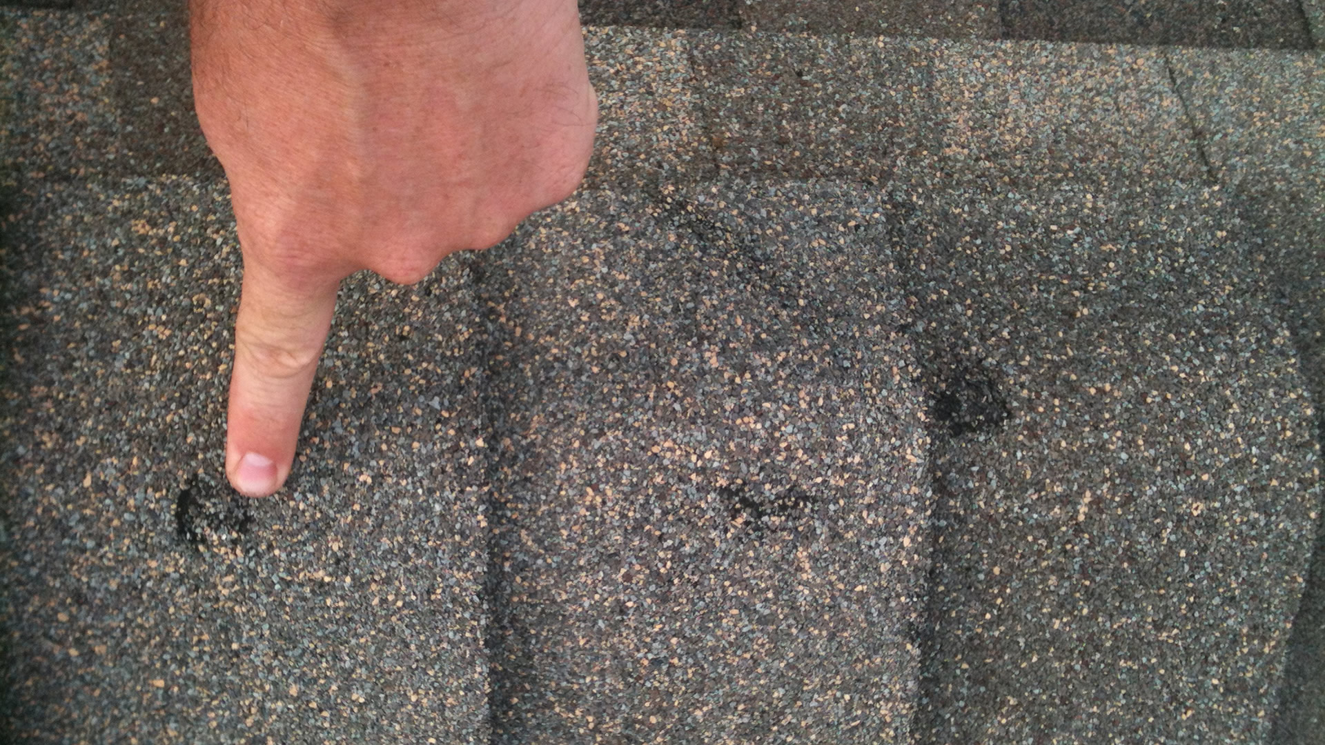 Roof Shingle Damage waco roofer texas built roofing
