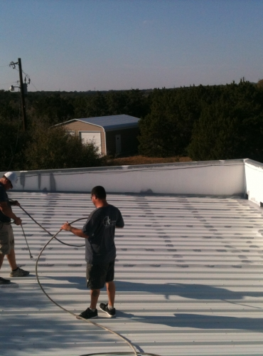 Industrial Roofing - Temple, Texas