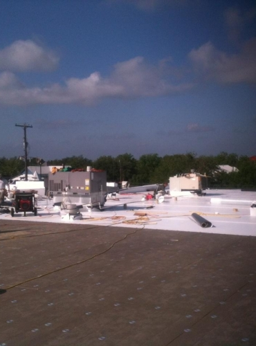 Industrial Roofing Central Texas Business