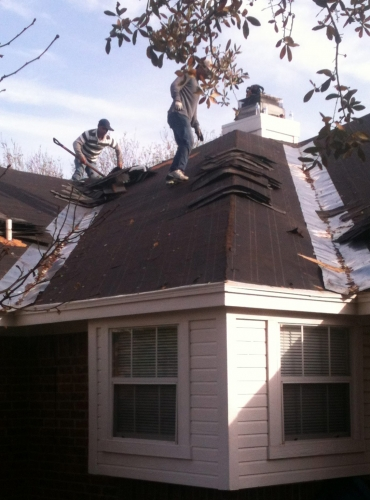 Shingle Compositon Roof - Meridian, Texas