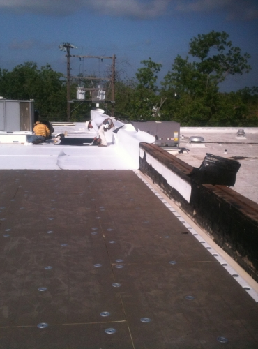 General Contracting - Roofing Comany