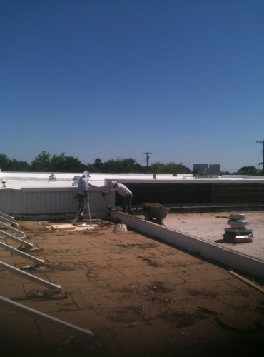 Waco Texas Commercial & Industrial Roof Company
