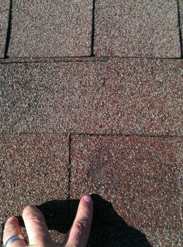 Shingle Damage Repair Waco Texas