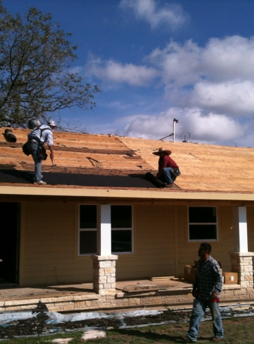 Residential Roofing - Waco