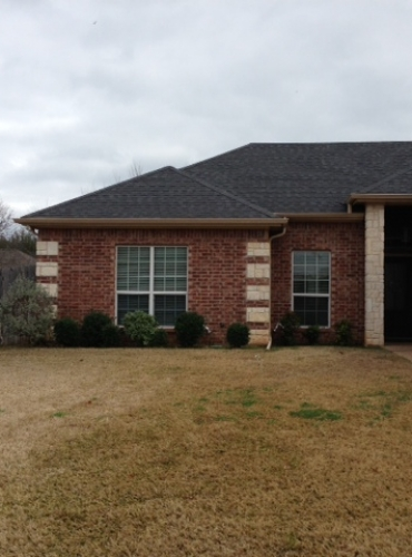 Shingle Roof - Woodway, Texas Roofing