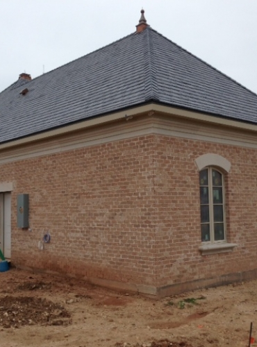 Shingle Roof - New Construction Home - Waco, Texas