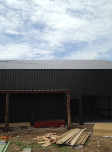 Metal Building Construction - Waco, Texas