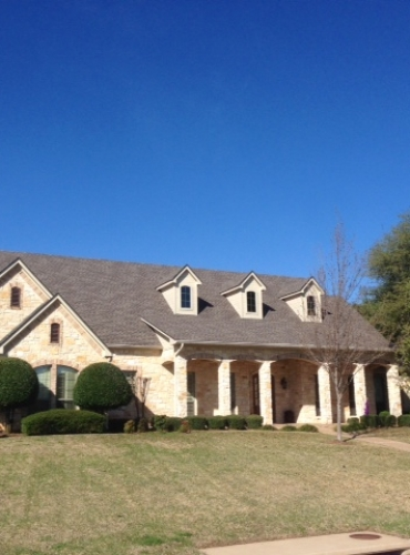 Custom Roof Central Texas